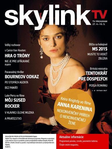 2cb583b6ea069 Sex Tape | SK 9/2015 | Skylink TV